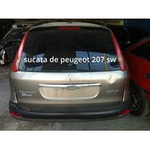 Peugeot 207 Sw Sucata Para Retirada De Peças