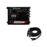 Modulo Amplificador Sd600 1d Soundigital 600w Oportunidade