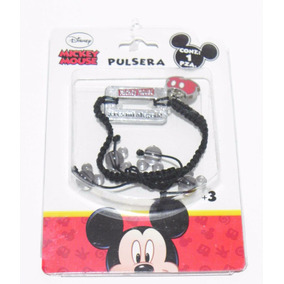 Mca.disney Pulsera Ajustable De Mickey Mouse Original.
