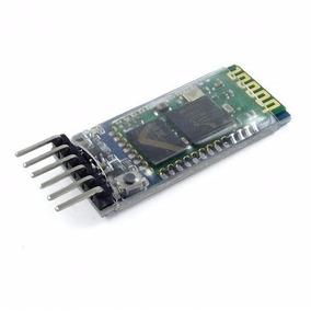 Módulo Bluetooth Serial Rs232 Hc-05 Robotic Parts