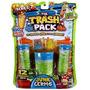 Basuritos Trash Pack Serie 7, 12 Figuras - Blakhelmet Nsp