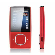 Mp3 Mp4 Hott 8gb Radio Fm Modelo Novo!!