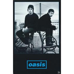 Poster Banda Grupo Oasis Liam Noel Gallagher Importado 2