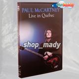 Paul Mccartney Live In Québec Dvd Region 1 Y 4