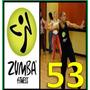 Dvd Zumba Fitness Mix 53 Para Professores Videos E Musicas