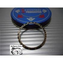Decalque Citizen C080 Promaster New Wingman Pilot S Ouro