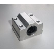 Rodamiento Lineal, 8mm, Chumacera Sc8uu, Bloque, Cnc