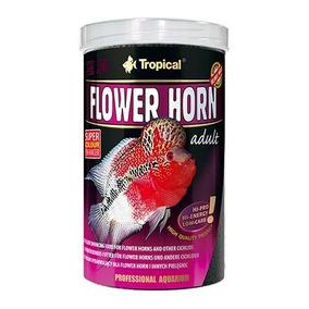 Ração Tropical Flower Horn Adult Pellet 380g