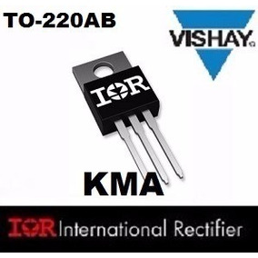 Transistor Mosfet Irfz44 Original - 4 Unidades