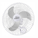 Ventilador Oscilante Parede Branco 60cm Bivolt 73 6423