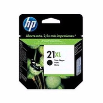 Cartucho Hp 21xl C9351 9351 Black Original!!
