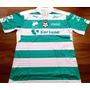 Camisa Santos Laguna 2016/17 Uniforme 1 Completa