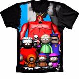 Camiseta South Park Adulto Serie Tv Engraçado Masculino