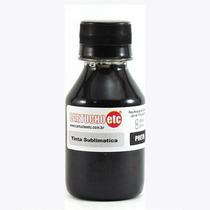 Tinta Sublimatica Inktec Para Epson 100ml - Preta