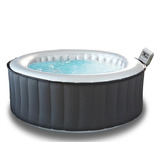Jacuzzi Inflable Spa Para 6 Personas Hidromasajes Agua Tibia