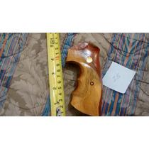 Cachas Para Revolver Smith & Wesson En Madera Frame K