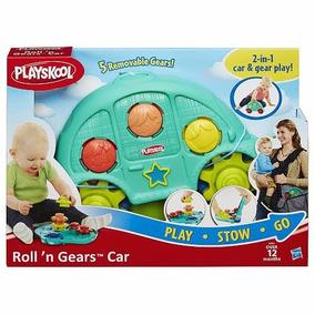 Playskool Auto Con Engranajes Para Bebés - Giro Didáctico