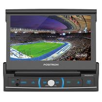 Stereo Auto Pst Positron Sp6720 Bluetooth Tv Dvd Pantalla