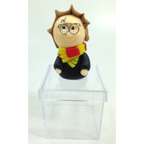 Harry Potter Biscuit Pote Acrílico - 12 Unidades