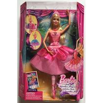 Boneca Barbie E As Sapatilhas Mágicas
