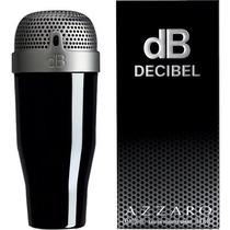 Perfume Azzaro Decibel Eau De Toilette Masc.50ml