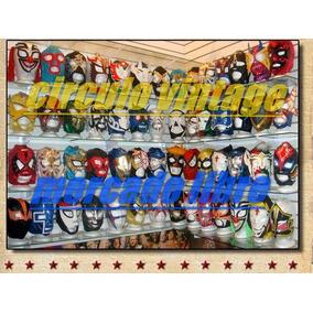 Máscaras De Luchador ,niño Puedes Escoger!no Compre De Señor