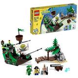 Juego Para Armar Lego Bob Esponja El Holandés Errante 3817