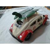 Automovil Volkswagen Beetle Fusca Escarabajo. De Chapa Adorn