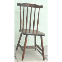 Móvel Em Madeira Maciça - Cadeira Varzeana - Ref. 008