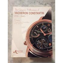Livro Vacheron Constantin 250 Anos