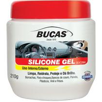 Silicone Gel Bucas Rodabril 210g Limpa Painel E Borrachas