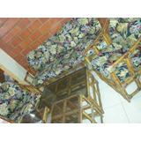Muebles De Rattan Juego De Recibo De Rattan