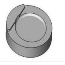 Pistão Do Motor Gol/saveiro/parati Ap 1.6 85/89 Medida 0,50