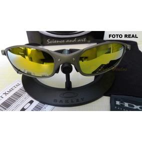 35693541f Oculos Lentes Amarelas Sobrepor - Oakley Juliet no Mercado Livre Brasil