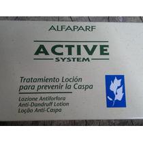 Ampollas Capilares Alfaparf Active Locion Anticaspa