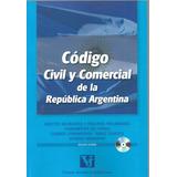 Nuevo Codigo Civil Y Comercial Republica Argentina 2017 + Cd