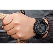Relógio Digital Corrida Militar Ots 50mm Natação G Shock