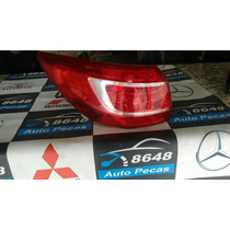 Lanterna Traseira Esquerda Kia Sportage Auto Peças 8648