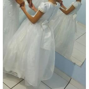 Vestido Infantil Daminha/princesa