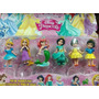 Set Princesas Disney X 6 Ideal Decoracion Adorno Torta