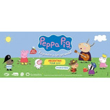 Entradas Peppa Pig Fila 1 Central Teatro Gran Rex !!!