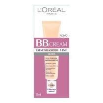 Loreal Paris Base Bb Cream Olhos 5 Em 1 - Clara - 15ml