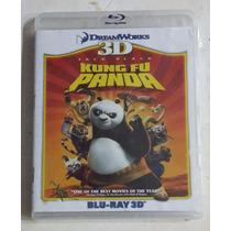 Bluray 3d Kung Fu Panda Jack Black Nuevo