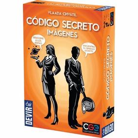 Código Secreto Imagenes - Juego De Mesa Familiar En Español