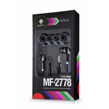 Fones Mf-2778 Turbo Bass Muzical