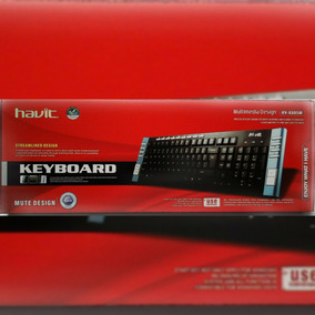 Teclado Havit Usb Hv-k805m Windows Vista-xp,me,2000,0sx
