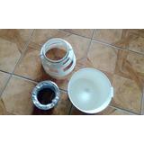 Filtro De Agua Atrapa Pelusa Y Ducto De Aluminio.