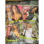 Lote De 4 Revistas Gente 1993 Florencia Peña Legrand Araceli