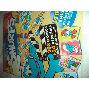 Álbum Completo Smurfs