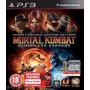 Mortal Kombat 9 Complete Edition + Dlc + Kratos +freddy Ps3